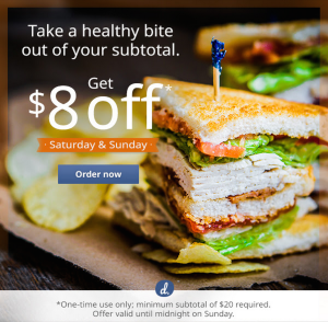 Free Money: Delivery.com Will Pay You $8 Each Week To Use Their Platform For Your Online Food Orders
